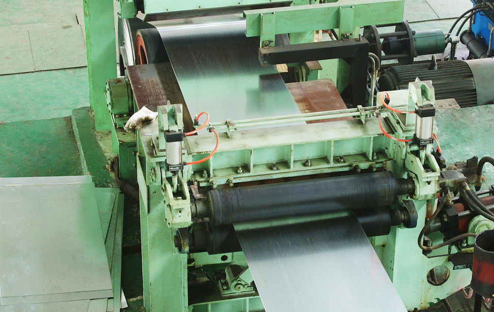 Coating and Galvanizing Line Applications