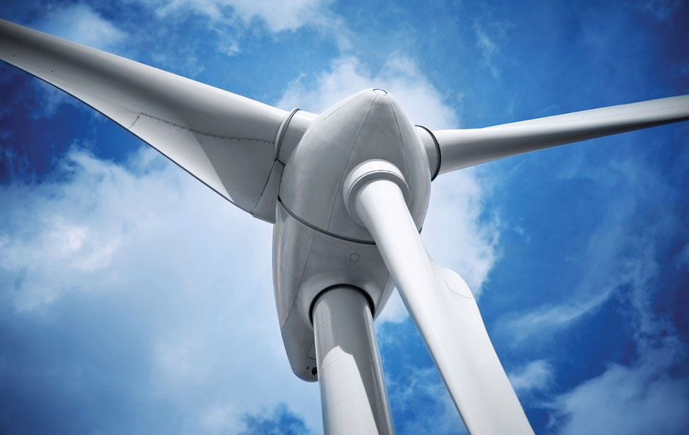 60kW Wind Turbine