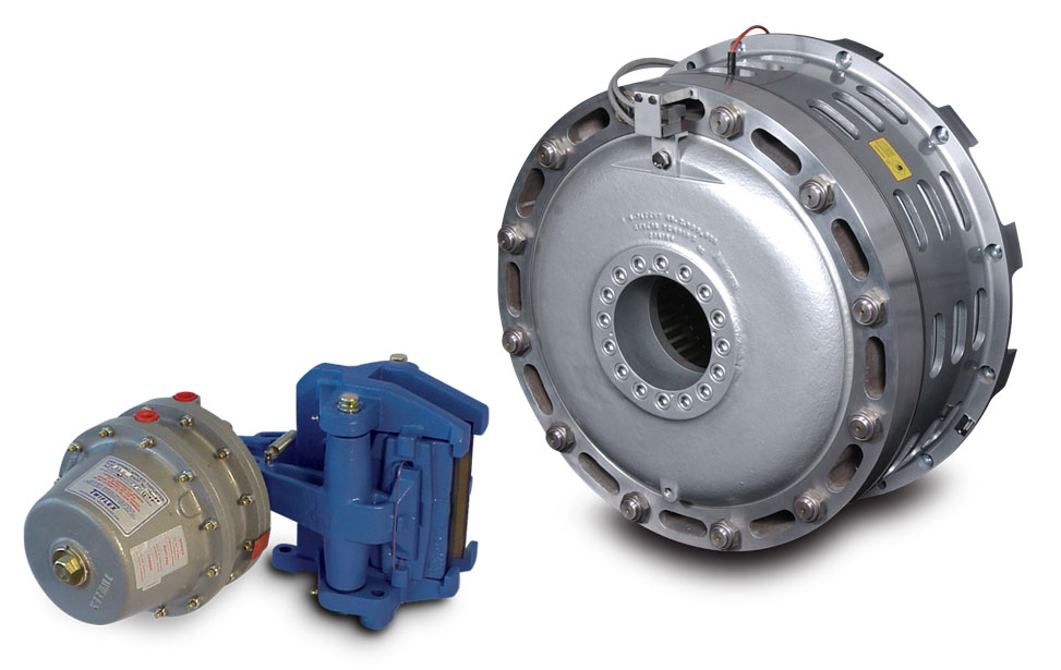Twiflex and Industrial Clutch Products for Draglines