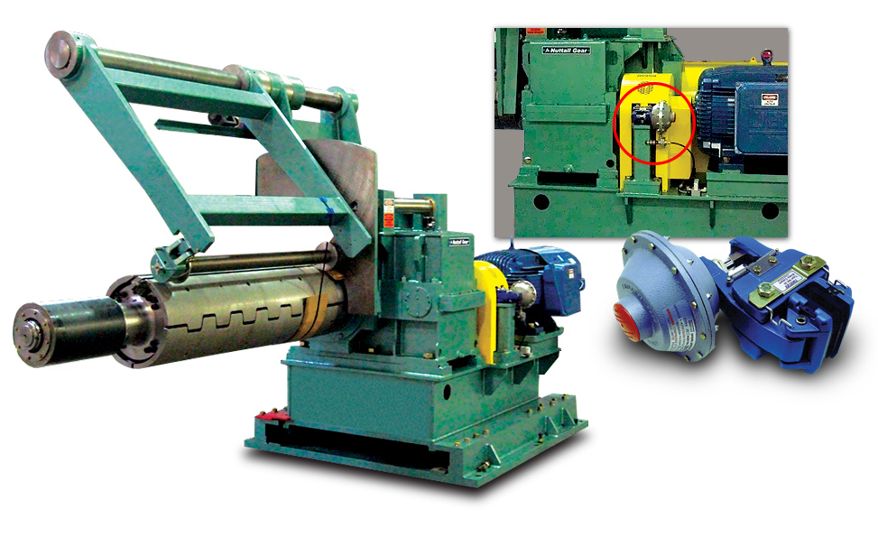 Steel Pickling Line Caliper Brake