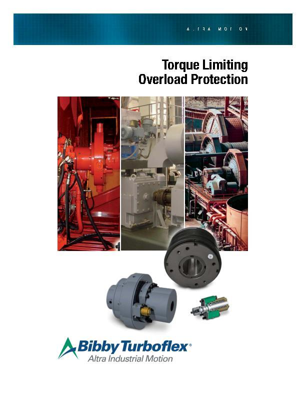 Torque Limiting Overload Protection