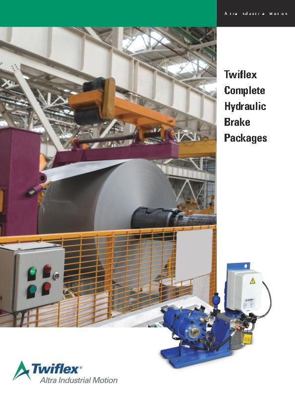 (A4) Twiflex Complete Hydraulic Brake Packages