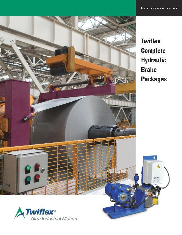 Twiflex Complete Hydraulic Brake Packages